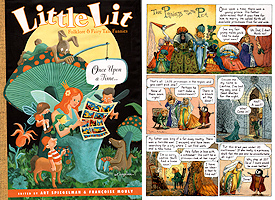LIL' LIT/FOLKLORE AND FAIRYTALE FUNNIES