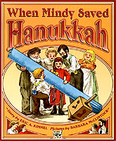WHEN MINDY SAVED HANNUKAH