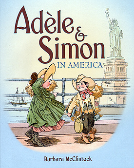 ADELE & SIMON IN AMERICA